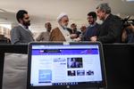 معاون اول قوه قضائیه از خبرگزاری مهر بازدید کرد
