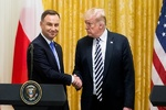 Polish President says no decision yet on whether to invite Iran to Warsaw conf.