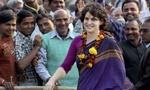 اندرا گاندھی کی پوتی بھی سیاست میں آگئیں
