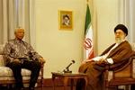 تجربه سیاسی آیتالله خامنهای برای پیروزی «نلسون ماندلا»