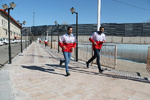 مسابقات«ورجه وورجه» ما بین جوانان هلال احمر قزوین برگزار شد