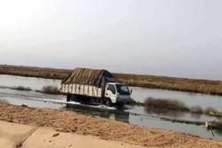 حضور ستاد اجرایی فرمان امام در امدادرسانی به سیلزدگان خوزستان