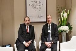 İlham Aliyev, Ermenistan Başbakanı Paşinyan ile görüştü