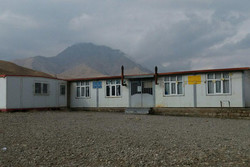 انتقال ۱۰ مدرسه پیش ساخته به مناطق صعبالعبور عشایری لرستان