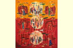 نقاشان ایرانی به میلان رفتند/ برگزاری نمایشگاه «هنر میلان»