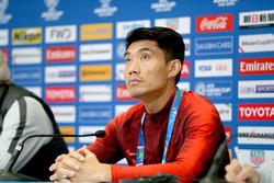 ژِنگ ژی: ایران بازیکنان فوق العاده ای دارد/ چین باید بهترین باشد