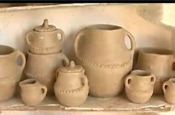 Borjak's art of pottery inscribed on national heritage list