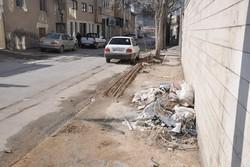 برخورد جدی با عوامل تخلیه غیر مجاز نخاله های ساختمانی در سطح شهر