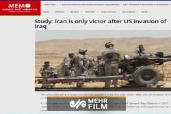 امریکا اذعان کرد ایران تنها پیروز خاورمیانه است