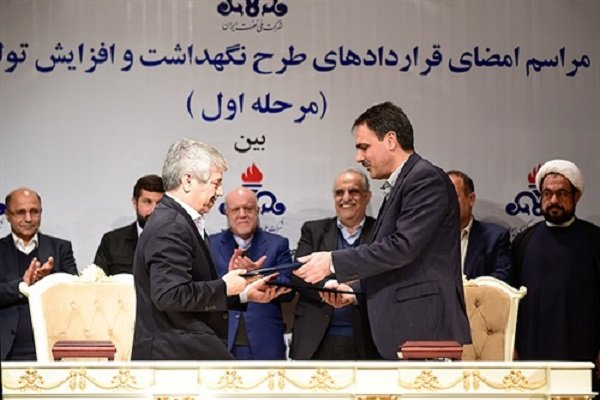 NIOC subsidiaries sign 9 maintenance, EOR deals with domestic firms