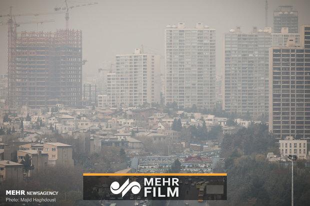 آلودگی هوا تا چهارشنبه مهمان کشور است