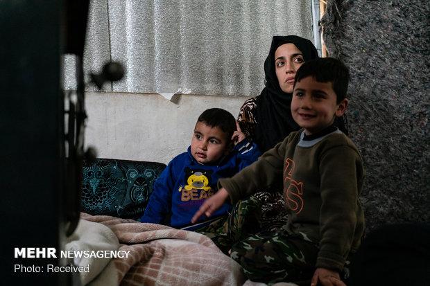 بازگشت گروهی دیگر از آوارگان سوری به کشورشان