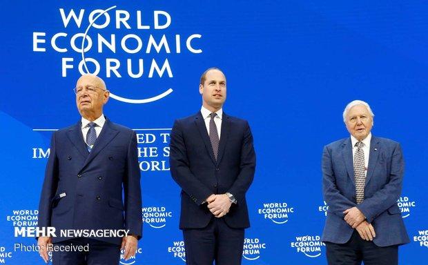 نشست مجمع جهانی اقتصاد در داووس