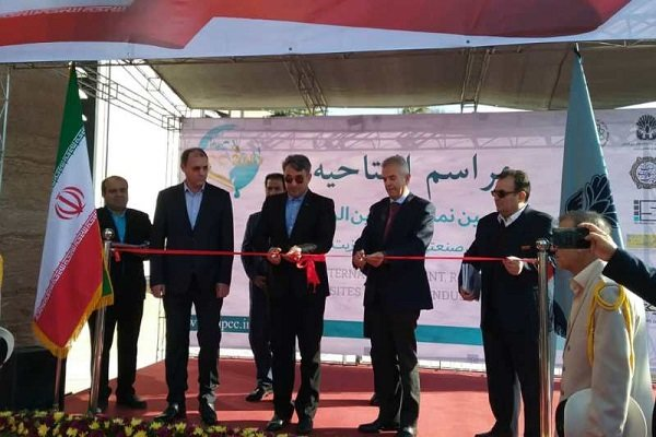 IPCC 2019 fair inaugurated in Tehran