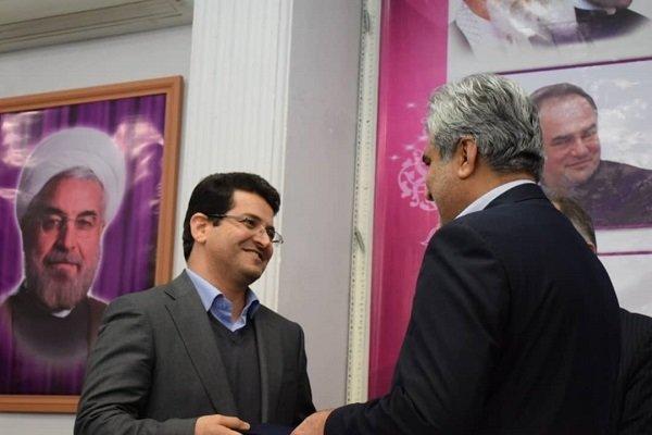 «حسن رستم زاد» سکاندار فرمانداری شهرستان مرزی آستارا شد