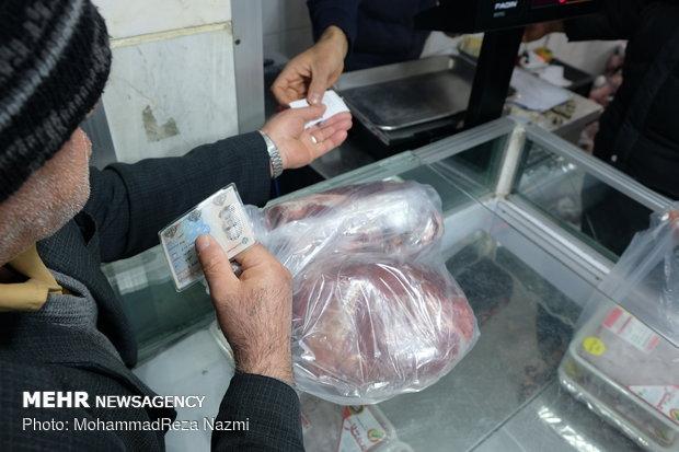 ۷۵درصد گوشت قرمز مصرفی استان تهران از خارج استان تامین می شود