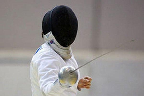 حضور تنها نماینده شمشیرباز خراسان شمالی در رقابتهای قهرمانی کشور