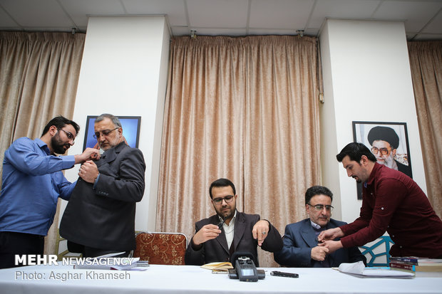 دومین مناظره سید مصطفی تاج زاده و علیرضا زاکانی