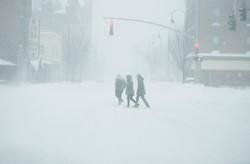 امریکہ میں برفانی طوفان کے نتیجے میں 2 افراد ہلاک