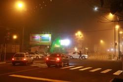 مه گرفتگی در ارتفاعات خراسان شمالی و مازندران