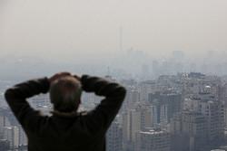 هوای ناسالم در برخی مناطق پایتخت/تداوم آلودگی تا فردا