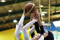 پالایش و پخش آبادان در لیگ بسکتبال بانوان باشگاههای کشور باخت