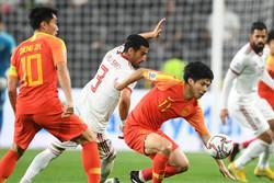 ایران نیمه اول را با برد به رختکن رفت