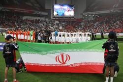 آمار دیدار تیم ملی فوتبال ایران مقابل ژاپن