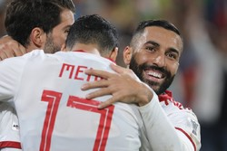 Iran vs China in 2019 AFC Asian Cup quarterfinals