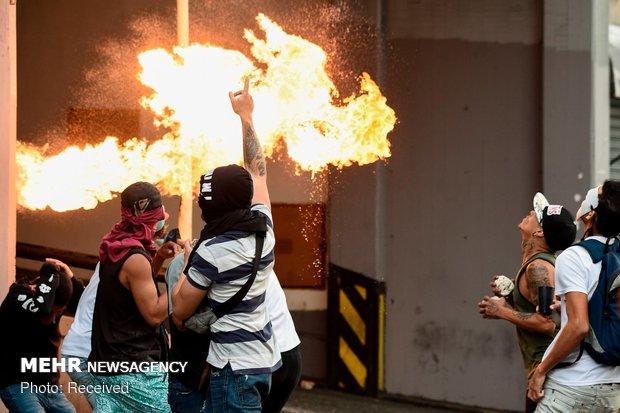 آشوب در ونزوئلا