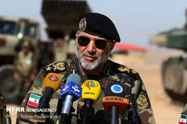 Offensive capabilities of Army ground forces to strengthen to highest possible level: Commander