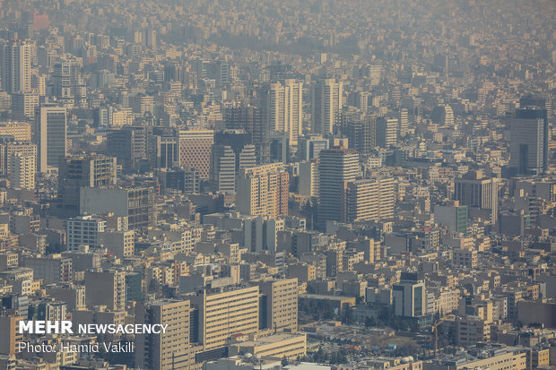 کاهش کیفیت هوا در پایتخت