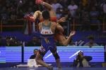 İran Grekoromen Güreş Takımı, Kazakistan'da ikinci oldu