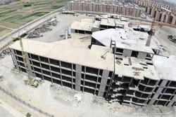 لزوم همکاری دستگاه های خدماتی جهت نصب انشعابات بیمارستان اسلامشهر
