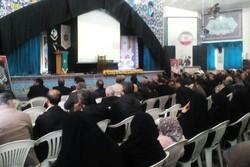همایش «طلایهداران فاطمی» در لرستان برگزار شد