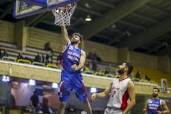 تیم بسکتبال نبوغ اراک از سد شهرداری قزوین گذشت