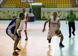 مسابقات بسکتبال پیشکسوتان کشور در سمنان