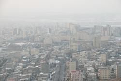 افزایش موقتی آلاینده ازن در هوای تهران
