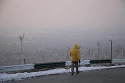 آلودگی هوای کلانشهر تبریز
