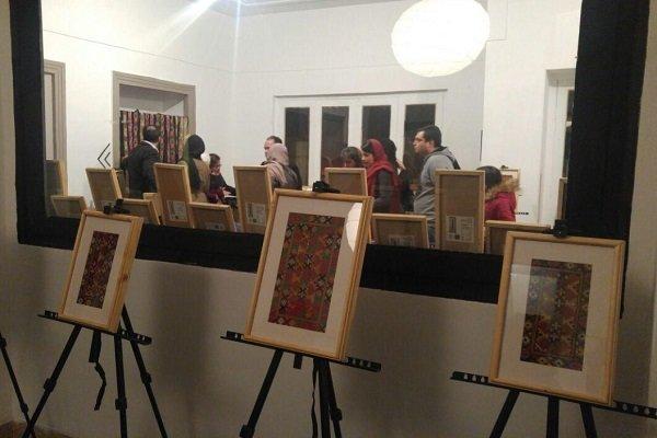 Büyüleyici sanat sergisi Tahran'da yeniden açıldı