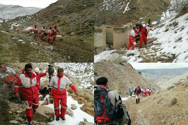 عملیات جستجو ۴ مفقود در ارتفاعات سد لتیان پایان یافت