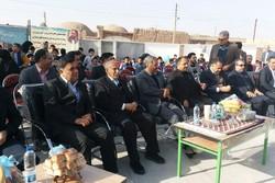 مدرسه ۶ کلاسه مسلم بن عقیل گرمسار افتتاح شد