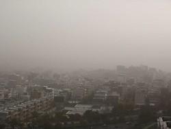 هوای اصفهان در وضعیت ناسالم برای گروه های حساس است
