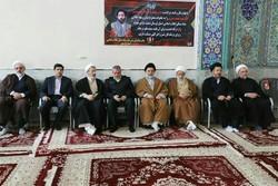 مراسم بزرگداشت حجت الاسلام «سید محمد صدری» در خرمآباد برگزار شد