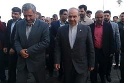 وزیر ورزش و جوانان وارد گرمسار شد/ آغاز سفر با افتتاح چند پروژه