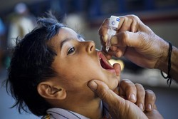 vaccination against Polio