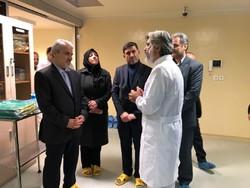 «محمدباقر نوبخت» از دستاوردهای موسسه رازی بازدید کرد