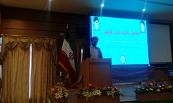 همایش طلایه داران فاطمی در شهرکرد برگزار شد