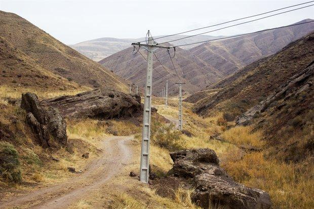 ۵۷ هزار روستای کشور پس از انقلاب برق دار شده است
