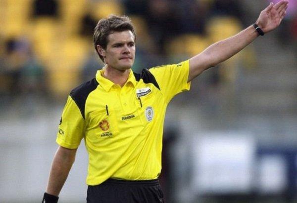 Australian referee to officiate Iran vs. Japan in AFC semi-final